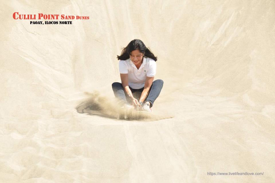 Sandboarding/4×4 Ride Culili Point Sand Dunes | Live Life